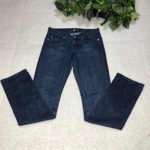 7 For All ManKind Roxanne  Girls Skinny Jeans 14